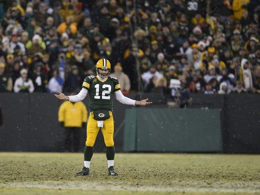 Es Gpg Packers Vs Lions Aaron Rodgers Decisions Week