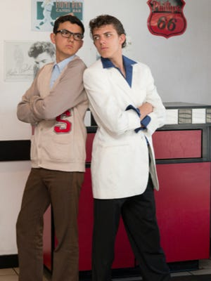 """Brigham's Playhouse production of """"Bye Bye Birdie"""" will show trhough June 16."""