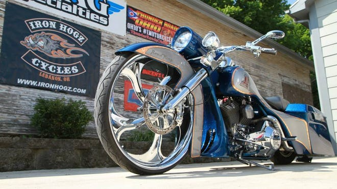More than 800 Harley Davison motorcycle enthusiasts are expected to roll into Mason this weekend.