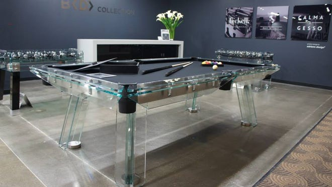 BD Collection of gaming tables