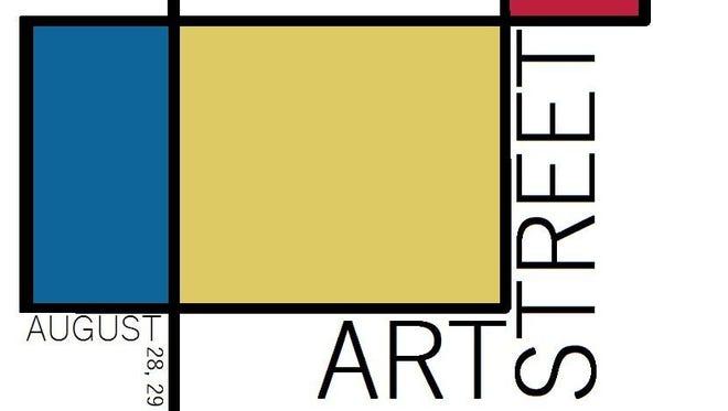 NWTC student Stephanie Ramponi designed the Artstreet 2015 logo.