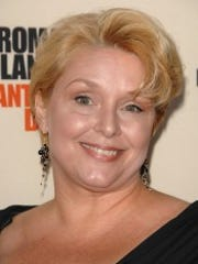 "Samantha Geimer arrives at the 2008 premiere of the HBO Documentary ""Roman Polanski: Wanted and Desired,"" which follows the Polanski's trial after he allegedly sexually assaulted Geimer. (Associated Press -- File)"