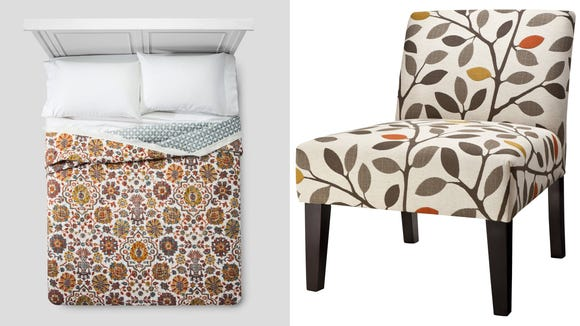 Celebrate your favorite season with new bedding and home decor from Target.