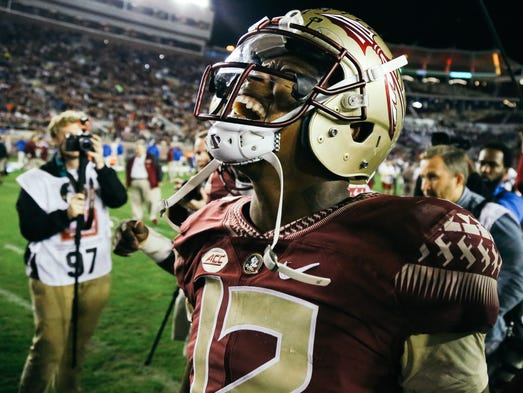 After redshirting his first year in Tallahassee, Florida