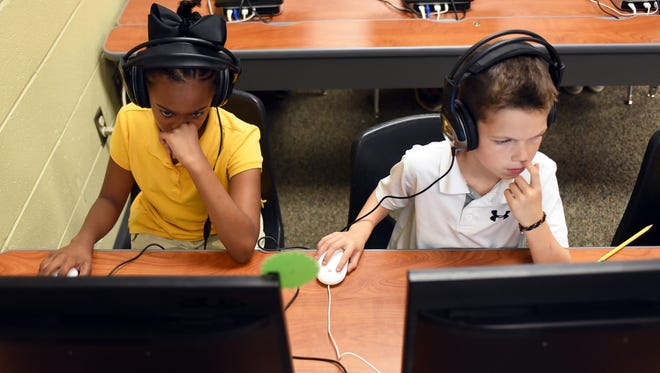 Lamar County School District is one of only 34 districts statewide to be chosen for a computer science pilot program.
