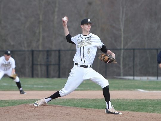 Ty Weatherly is the top pitcher for a Howell baseball