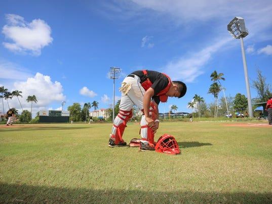 Amateur baseball summer leagues