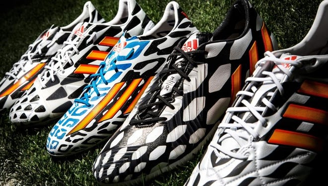 Adidas shoes for World Cup