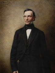 Myron H. Clark, the 19th governor of New York.