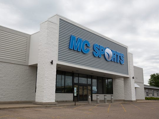 MC Sports located at 2211 Eighth Street South in Wisconsin Rapids, Friday, May 27, 2016.