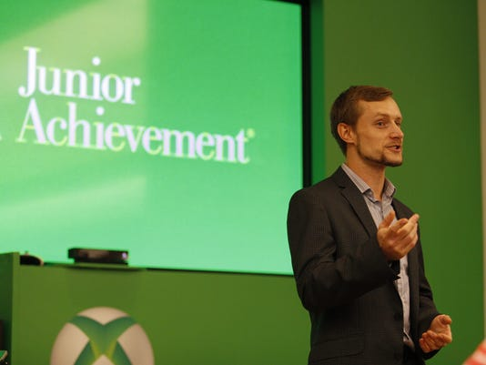 Junior Achievement Workshop