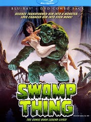 Hey, how about a 'Swamp Thing' remake?