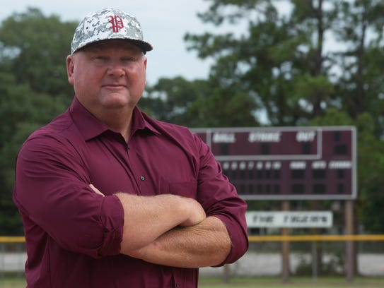 Pensacola High School announced the selection of Stephen