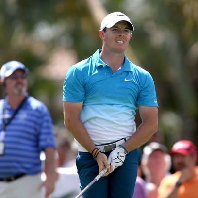 Rory McIlroy's career in photos