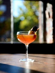 Nightbell will be competing in Bar Wars with the restaurant's version of a manhattan, a Carolingian.