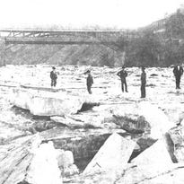 Out of Our Past: How cold were winters in the early 1880s? Durn cold!