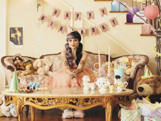 Melanie Martinez competed on season three of NBC's 'The Voice' and now is poised to ascend behind a new album.