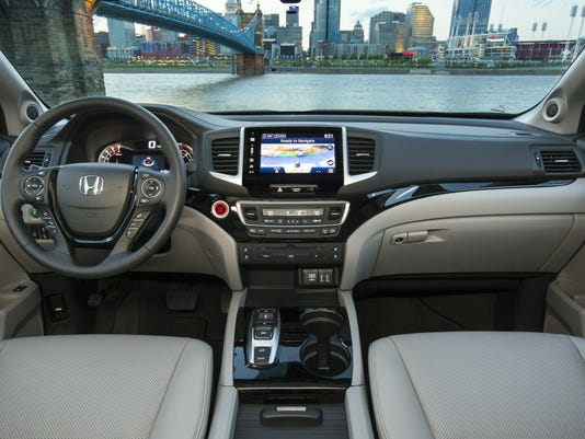 New Honda Pilot Looks Smaller But Adds Interior Room