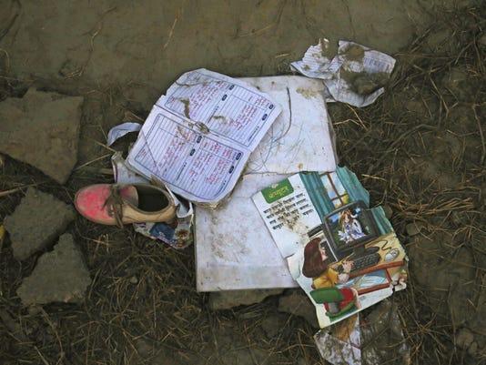 India Schoolbus Accident