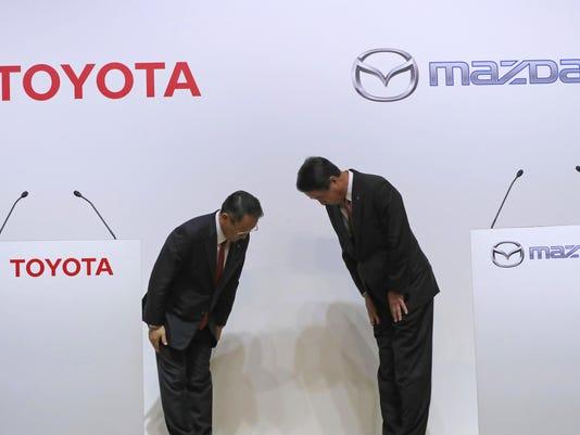 Akio Toyoda,Masamichi Kogai