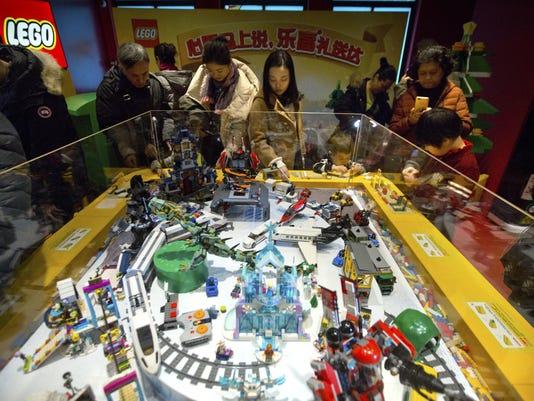 Lego China