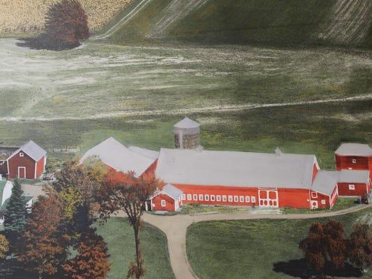 Manning Farm 1971