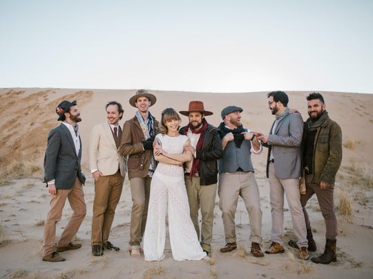 Dustbowl Revival plays the Halloran Centre on Saturday night.