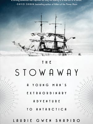 'The Stowaway' by Laurie Gwen Shapiro
