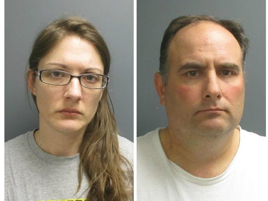Nicole Marie Finn, 42, of West Des Moines and Joseph Michael Finn II of Urbandale are charged in connection with the death of their daughter Natalie Jasmine Finn.