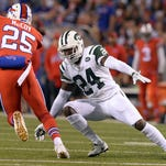 Revis says 'out of shape' report was ex-agents taking a shot