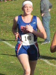BGM's Maddie Jansen ran a 24:19 for 13th to lead the Bears to a fourth place team finish at the SICL Championships.