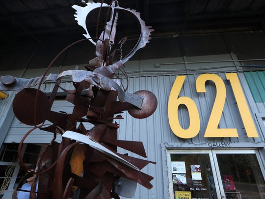 The 621 Gallery in Railroad Park which has hit a funding