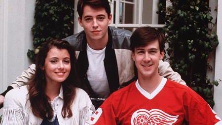 """Matthew Broderick's """"Ferris Bueller's Day Off"""""""