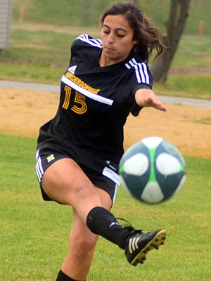 Hendersonville High junior Claire Almaraz is the Sumner County Defensive Player of the Year.