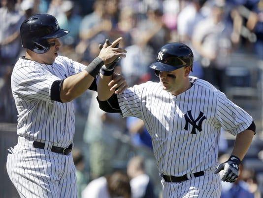 Yankees McCann