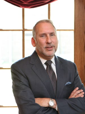 Dr. Edward Halperin is New York Medical College's chancellor and chief executive officer.