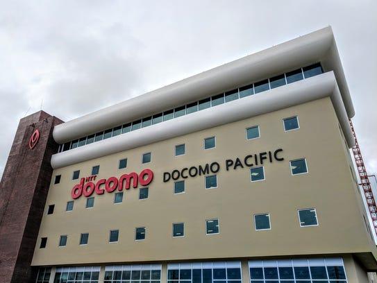 Docomo Pacific's new location in Tamuning