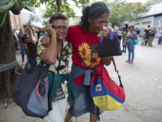 Venezuela Jail Riot