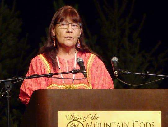 Tribal council member Helen Klinekole said tribal leaders