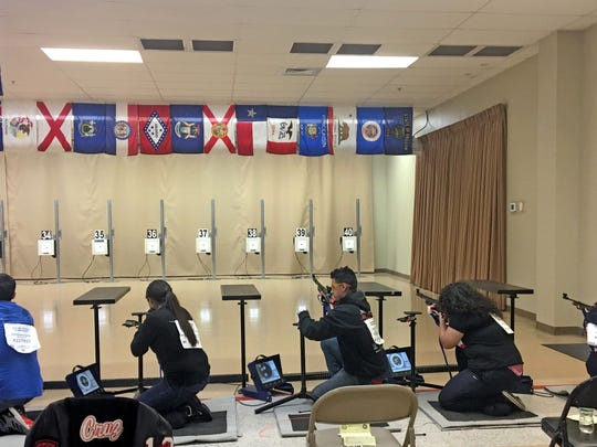 After representing Texas at nationals, the West Oso Junior ROTC Marksmanship Team received a $3,635 grant from the nonprofit NRA Foundation.
