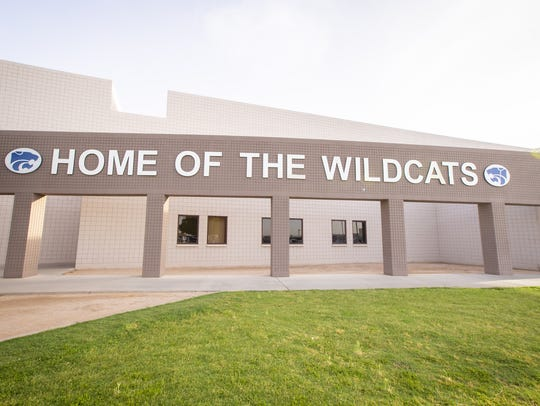 Mesquite High School on Friday, May 11, 2018 in Gilbert,