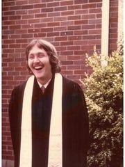 David Hartman, retiring as senior minister of First Christian Church of Wichita Falls, received his master of divinity from Vanderbilt University in Nashville, Tenn., in 1979.