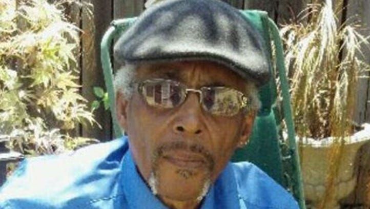 Roland Mayo, 65, of Citrus Heights, Calif., was the