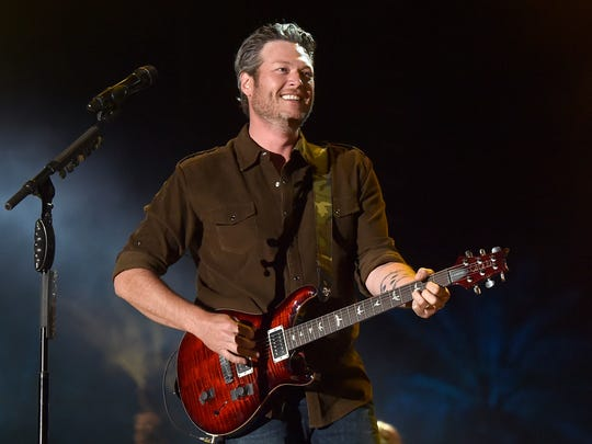 Blake Shelton is among the big names headed to Country USA in Oshkosh.