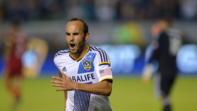 Landon Donovan's career will end after Sunday's MLS Cup final.