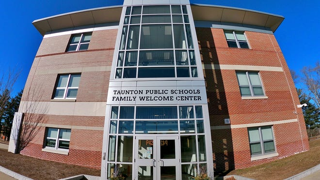 The Taunton Public Schools Family Welcome Center at the John F. Parker Middle School, located next to Taunton High School.