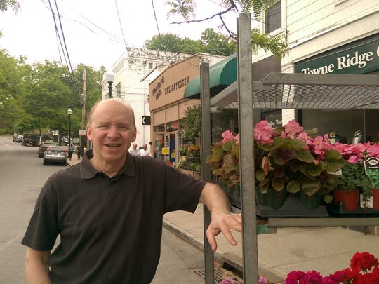 Sustainable Westchester Co-chairman Mike Gordon in