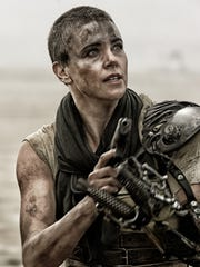 'Mad Max: Fury Road' (starring Charlize Theron as Imperator