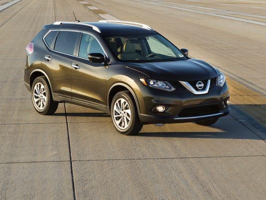 Nissan gains, but still behind Toyota, Honda