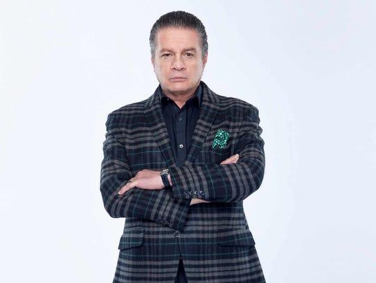 Alejandro Camacho dará vida al villano Diego Trujillo.